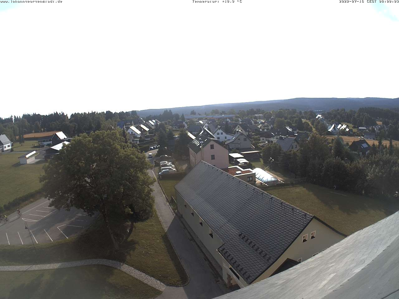 Webcam Skigebiet Johanngeorgenstadt cam 2 - Erzgebirge