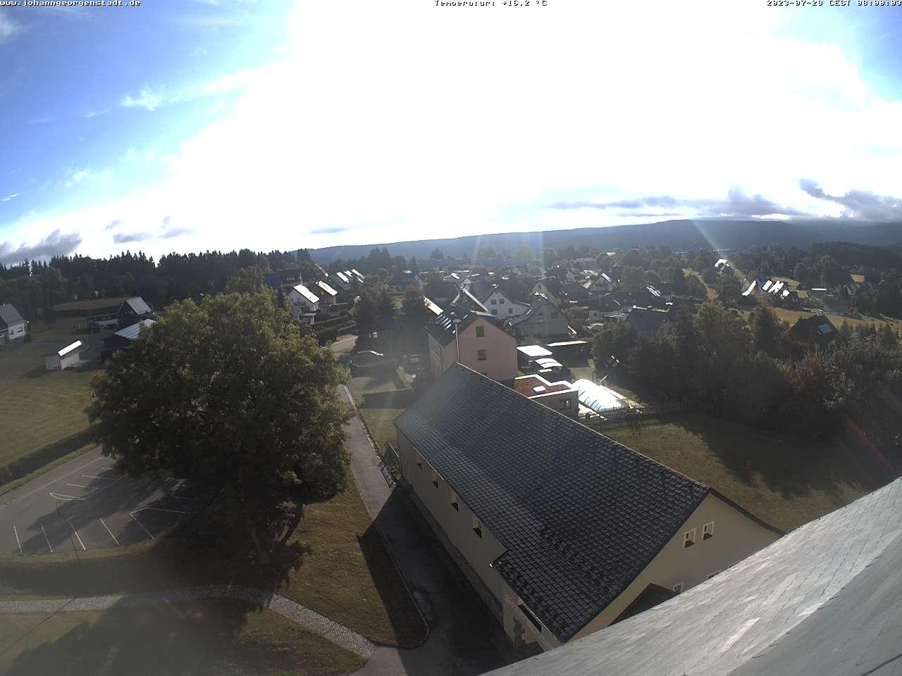 Webcam Ski Resort Johanngeorgenstadt Ore Mountains